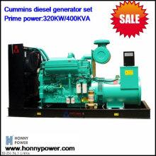 400kVA Generador eléctrico de Dynamo de 320kW a prueba de sonido