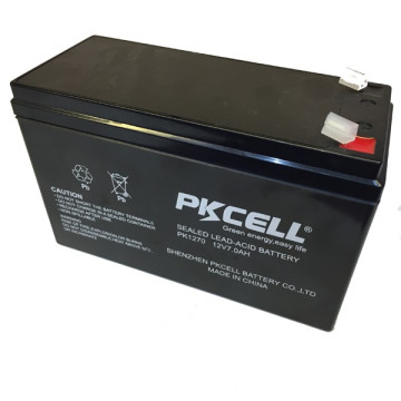 Sealed Lead-acid battery 12V 7Ah for UPS , AGM ,Back-up power and other lighting equipment