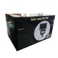 Solar Lamp Waterproof Outdoor Thermal Camera, WIFI Camera with PIR Detection