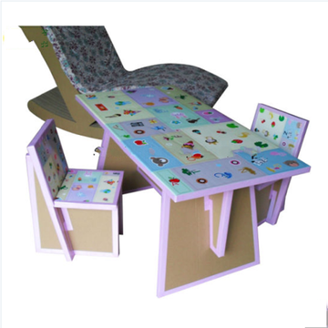 Environmental Protection Cardboard  Furniture