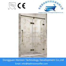 Large shower cabins new glass shower doors