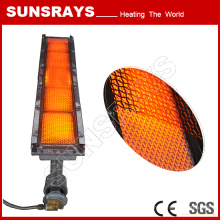 Infrared Honeycomb Ceramic Industry Gas Heater
