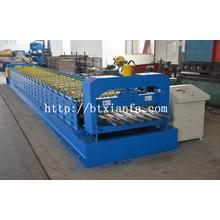 Factory source manufacturing for China Floor Deck Roll Forming Machine Manufacturer Tile Floor Deck Making Roll Forming Machine export to Mongolia Manufacturers