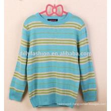 2015 cashmere wool knitted kids sweater fashion