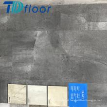 Ardósia / teste padrão de pedra Unilin Click WPC Vinyl Flooring