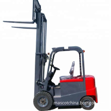 2000kg electric pallet forklift truck price with battery