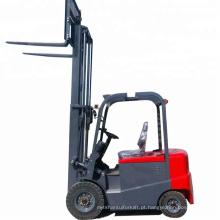 Preço elétrico do caminhão de empilhadeira da pálete 2000KG com bateria