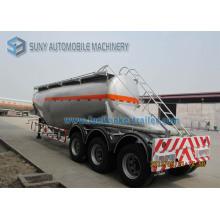 3 Axles 35 M3 Dry Bulk Cement Tank Trailer
