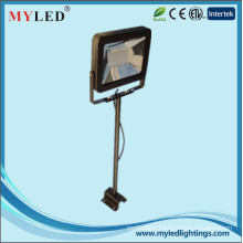 12w 20w 30w LED Floodlight with Wall Mounted Pole CE Approved Outdoor Lightings