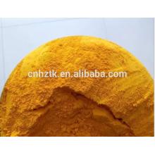 Pigmento Amarelo 6 usado para pintura