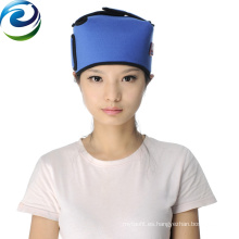 Envoltura de paquete de gel termal frío / caliente de la terapia térmica para la cabeza