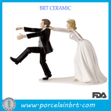 Amusing Double Ceramic Wedding Favor