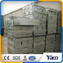 Pisada de escalera Yachao Carbon Steel 325/30/100 400x1000mm