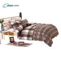 Modern 100% Polyester Print Luxury Home Bedding Set
