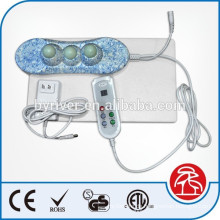 3 jade stone therapy heating handheld vibrating massager