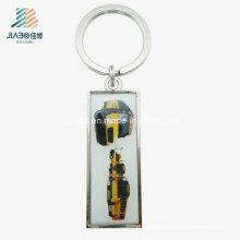 Heiße Produkte Zink-Legierungs-Druck Deboss Farben-kundenspezifische Auto-Förderung Keychain