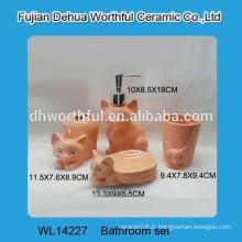 Ensemble de salle de bains en céramique de haute qualité