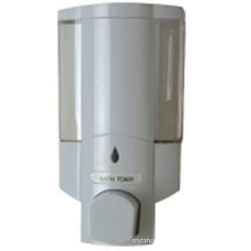 Reliable 380ml White Plastic Liquid Hand Soap Dispenser