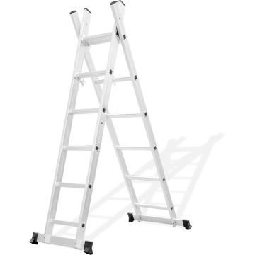 combination step extension ladder