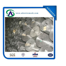 Malla de alambre de acero inoxidable SUS304 (alambre 316, 316L, 304 S. S)