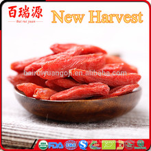 Frutas secas Goji baga importações da china para o Paquistão a granel vender wolfberry