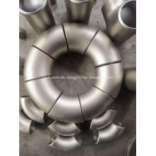 Codo 90d Lr de acero inoxidable ASTM A403 Wp304h