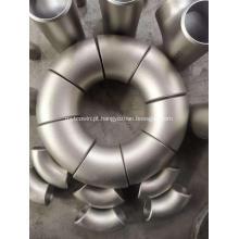 Cotovelo ASTM A403 Wp304h de aço inoxidável 90d Lr