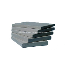 Painel externo da fachada à prova de fogo 15mm Fiber Cement Board