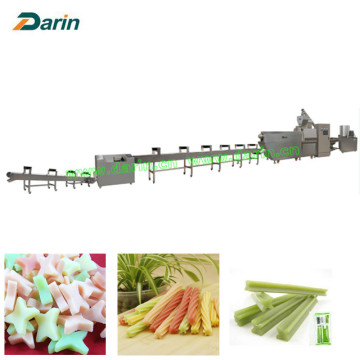 DRD-100 Pet Treats Extrusionslinie