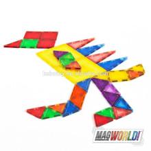 Novo design magnético construção brinquedos blocos de construção