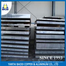 """3/8 """"6061 6082 metal de alumínio do armazém grande do metal de China"""