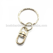 New Product Hot Sale High Quality Metal Swivel Key Chain Ring