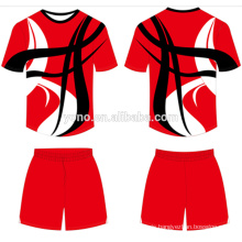 2017 HIGH QUALITY NEW DESIGN SOCCER JERSEY KIT WHOLESALE FOOTBALL UNIFORM BEST PRICE SOCCER JERSEY