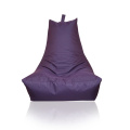100% polyester pure color anti-UV balcony bean bags