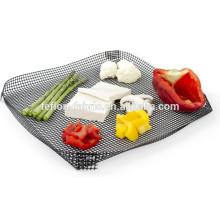 Grill Korb Non-Stick Mesh Grillen Korb Spülmaschinenfest Leicht zu reinigen Oberfläche für Indoor Outdoor BBQ Verwendung