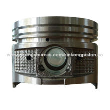 Garbage Truck Piston, OEM/ODM, Satisfying the Exhausting Standards of Europe II and Above