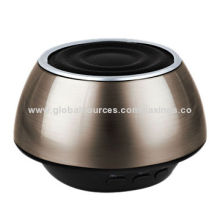 Bluetooth Speaker, Portable Speaker with Super Sound Quality with Bluetooth