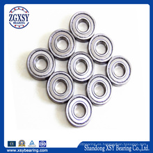 Rodamientos rígidos de bolas radiales en miniatura de 686z