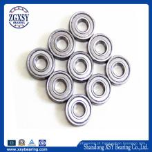 Rolamentos de esferas diminutos protegidos 3X10X4 de 623zz rolamentos