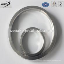 Joint d'anneau Joint d'étanchéité / bride RTJ