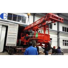 Gl-Iia Trailer Mounted Drill Rig for Sale