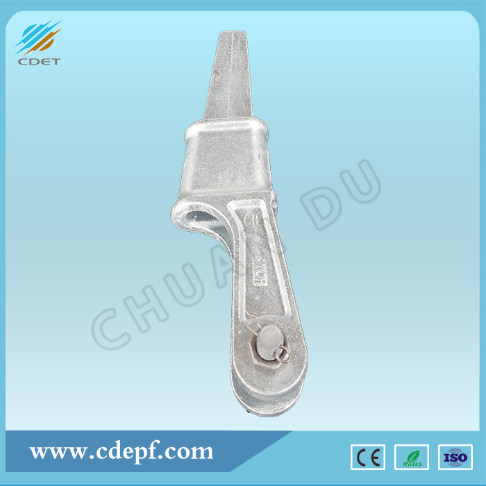 NX series aimuminum wedge type clamp