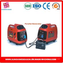 Портативные бензиновые генераторы цифровые инвертор (SE1000I SE1000IP) для наружного использования