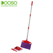 All-purpose Microfiber Flat Mop With Brush DS-1286B