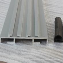 Profilé en aluminium 6063 extrudé pour porte