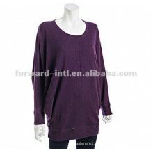 мода чистый кашемир свитер