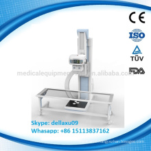(MSLDR04A) Hospital equipment DR digital x-ray machines 500mA in Guangzhou