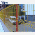 Anping Yachao welded bending fence panels for sale