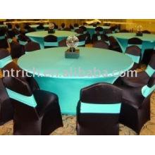 Elegant Banquet Lycra Table Cloth