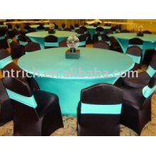 Toalha de mesa banquete elegante Lycra